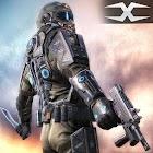 guerra de país: juego de disparos de supervivencia icon