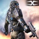 Country War : Battleground Survival Shooting Games icon