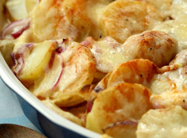 Best Ever Scalloped Potatoes  (no Dairy) Recipe