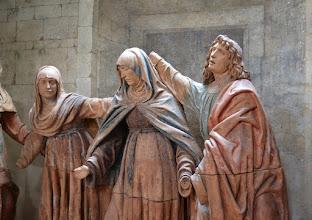 Photo: Maria di Cleofa, la Madonna e San Giovanni