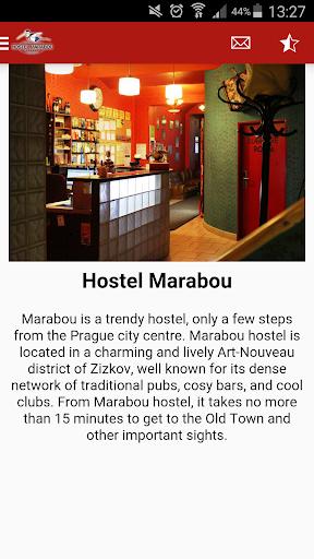 Marabou Hostel Prague