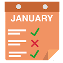 Monthly Task Tracker icon