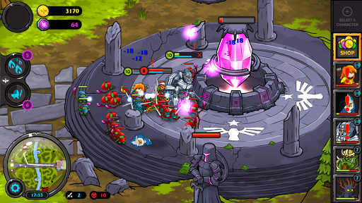 Mini Legends 1.1.445 screenshots 6