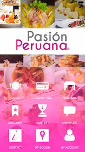 Pasión Peruana screenshot 0