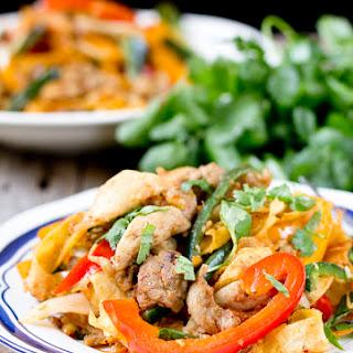 Chicken Fajita Stir-Fry Recipe