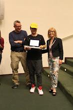 """Photo: Piccolo Agone Placidiano 2015: Vincitori per il Liceo Classico """"Dante Alighieri"""" di Ravenna: Luca Bagnolini (2° anno)"""