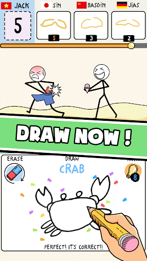 Draw puzzle: sketch it screenshots 8