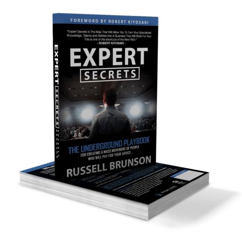 Expert Secrets, Russell Brunson, Free Book, Sales Funnels