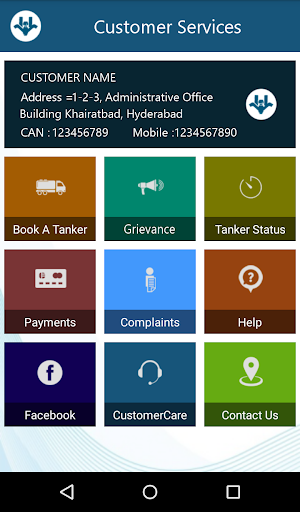 Download HMWSSB Consumer Services Google Play softwares