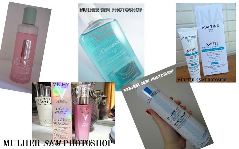 Os 5 melhores produtos de pele que eu já usei