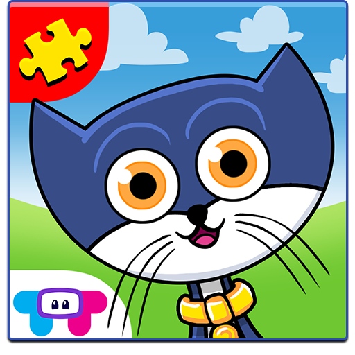 Kids Puzzles - Animals (app)