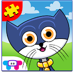 Kids Puzzles - Animals Icon