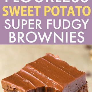 Healthy Sweet Potato Dessert Recipes