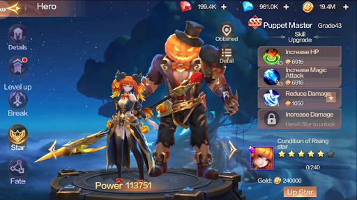 Throne of Destiny screenshot 5
