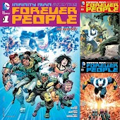 Infinity Man and the Forever People (2014)