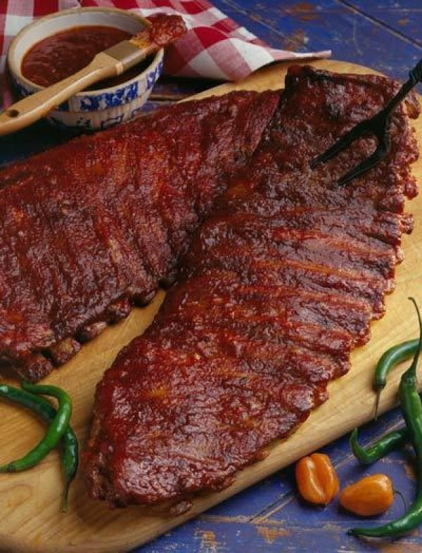 Hot And Spicy Spareribs Recipe