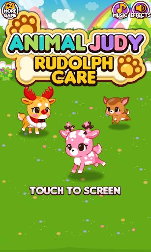 Animal Judy: Rudolph care