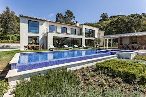 Luxury Villa With Stunning Ocean Views Over Cote D'Azur in la-croix-valmer
