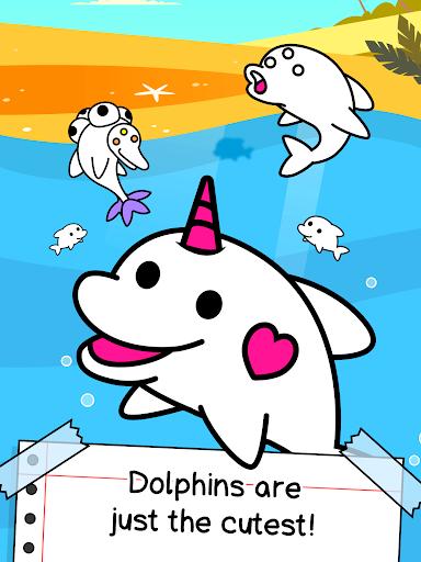 Dolphin Evolution - Mutant Porpoise Game apkdebit screenshots 5