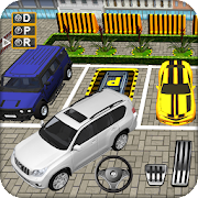 Luxury Prado Reverse Car Parking 2018: Driving Sim
