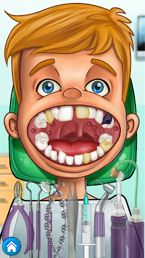 Dentist games apkpoly screenshots 2