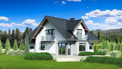 projekt Dom przy Cyprysowej 15 K4