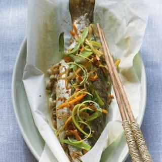 Oriental Whole Trout