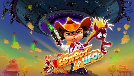 Cowboy vs UFOs v1.02 (Mod Money)