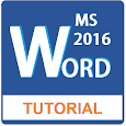 Guide To MS Word 2016 icon