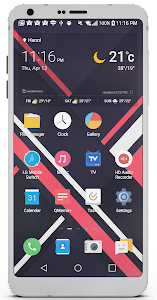 Material Design Theme LG G6 1 2 APK for Android