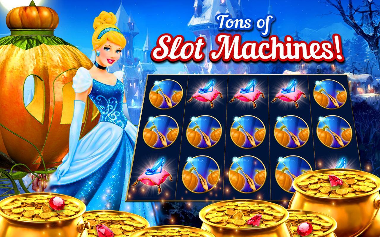 casino free online sinderella