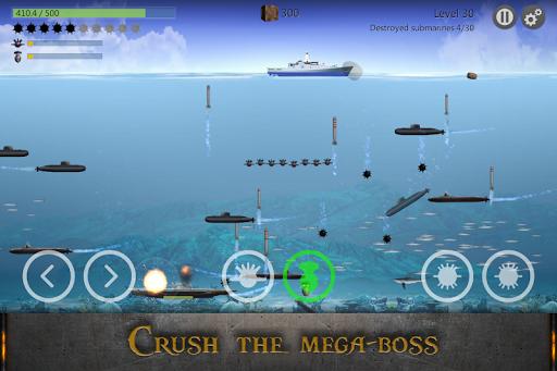 Sea Battle : Submarine Warfare screenshots 2