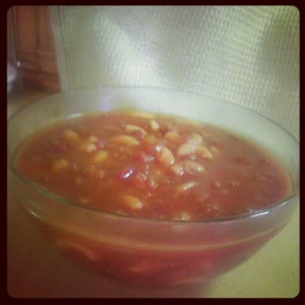 Shirley's Chili Recipe