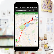 GPS Route Finder  - Location Tracker