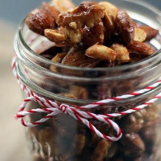 Maple Roasted Nuts