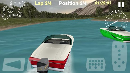 Boat Drive- screenshot thumbnail