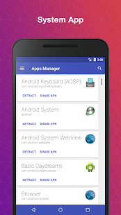 Apps Manager Pro Screenshot