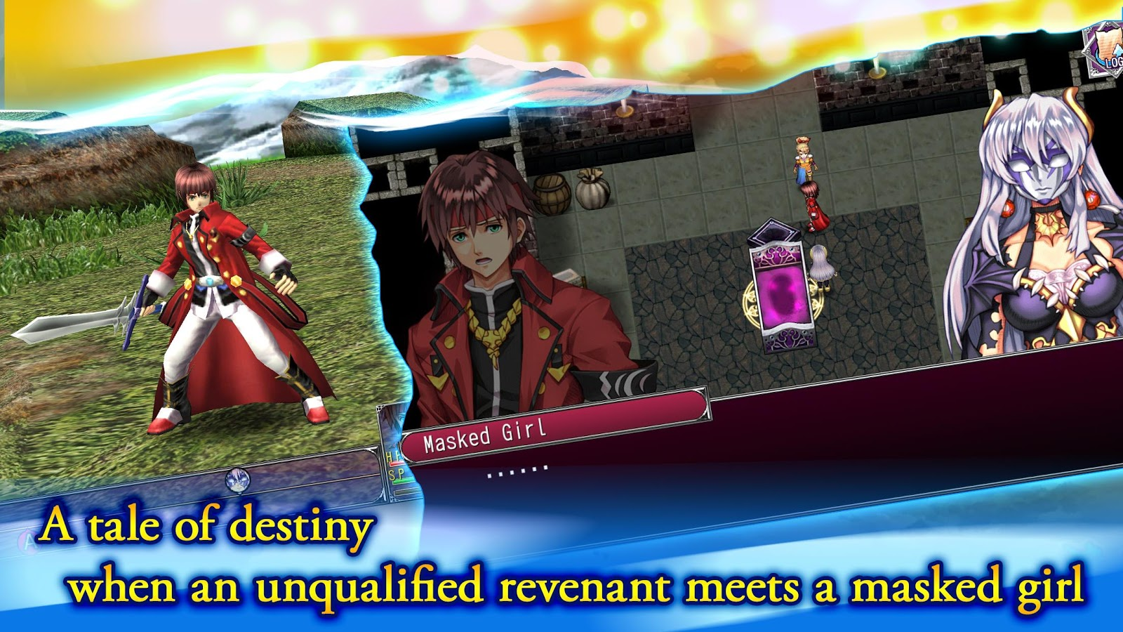 [Premium] RPG Revenant Dogma- screenshot