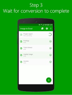 Image to Excel Converter – Convert Images to Excel 4