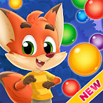Bubble Friends Bubble Shooter Pop Icon