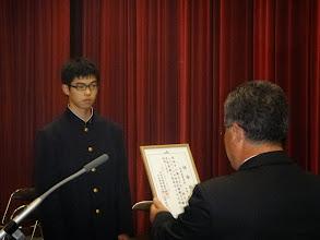 Photo: 壱岐高校②