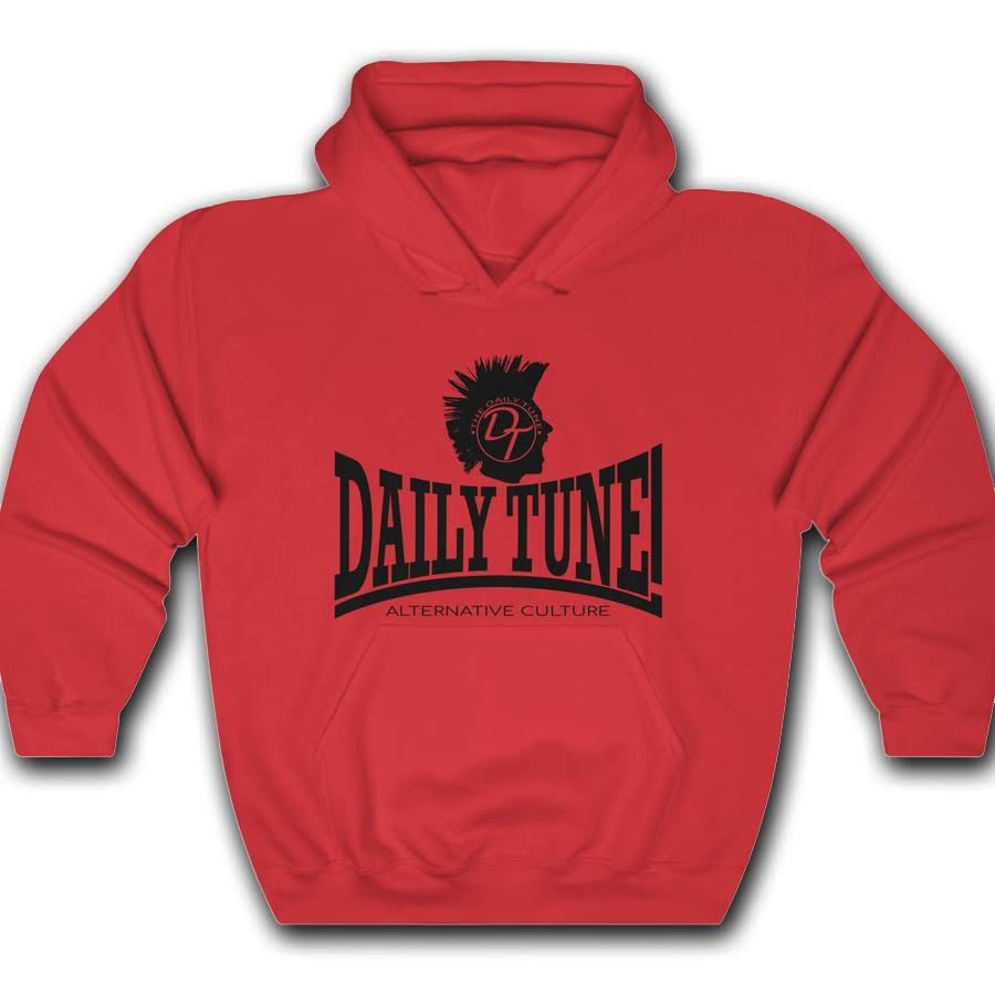 The Daily Tune LD Unisex Heavy Blend™ Hooded Sweatshirt
