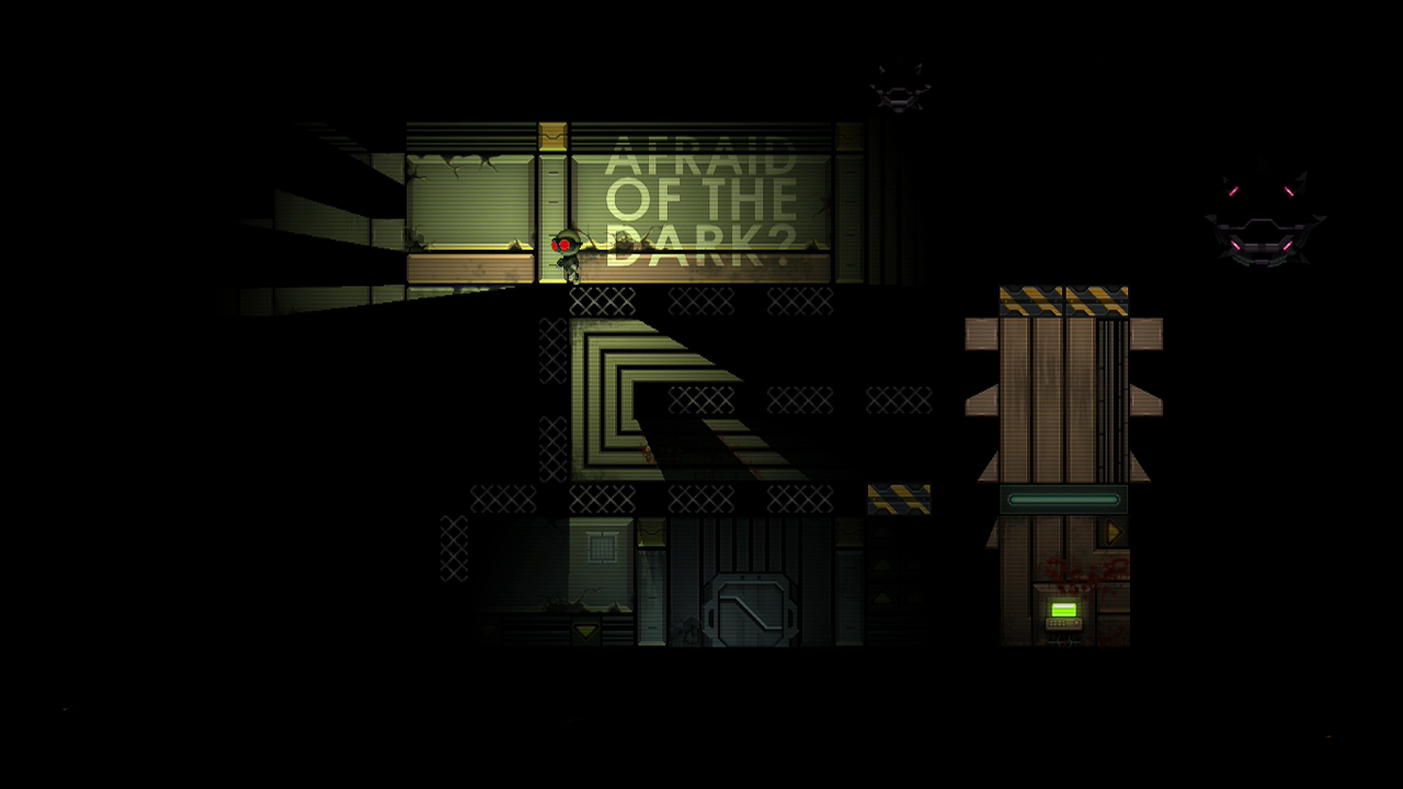 Stealth Inc. 2: Game of Clones- screenshot