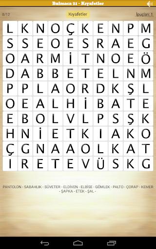 Gizemli Kelime - Kelime Oyunu screenshot 8