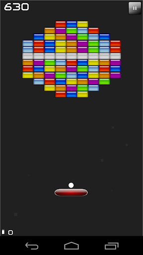 Brick Breaker screenshot 1