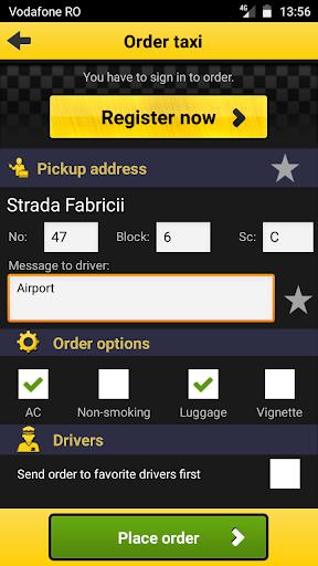 Star Taxi screenshot