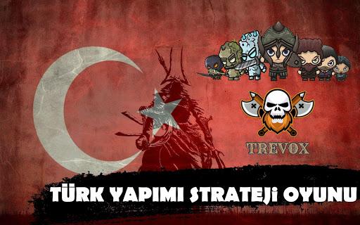 Trevox Empire screenshot 1