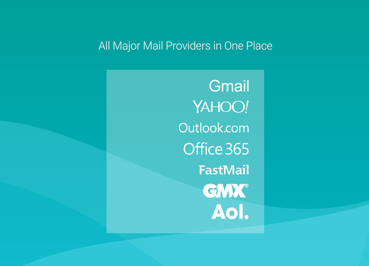 Aqua Mail - Email App- screenshot