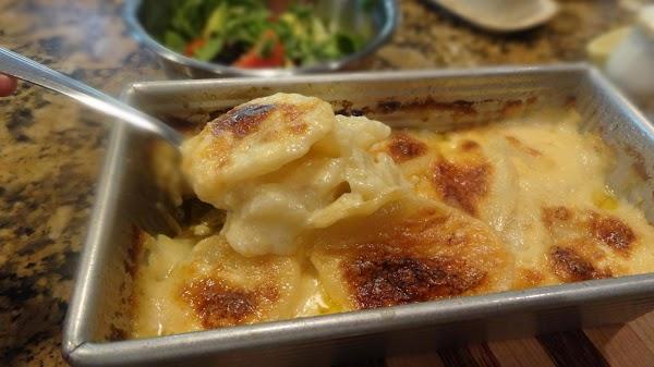 Scalloped Potato Loaf -- Bonnie's Recipe