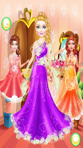 Princess Jojo dress up  screenshots 2